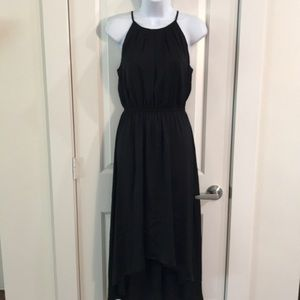 Apt. 9 LBD High Low Halter Date Night Dress Sz M